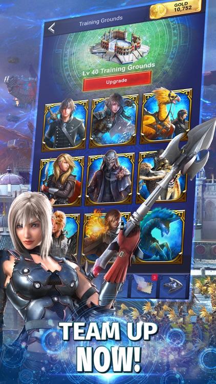 Final Fantasy XV: A New Empire screenshot-4