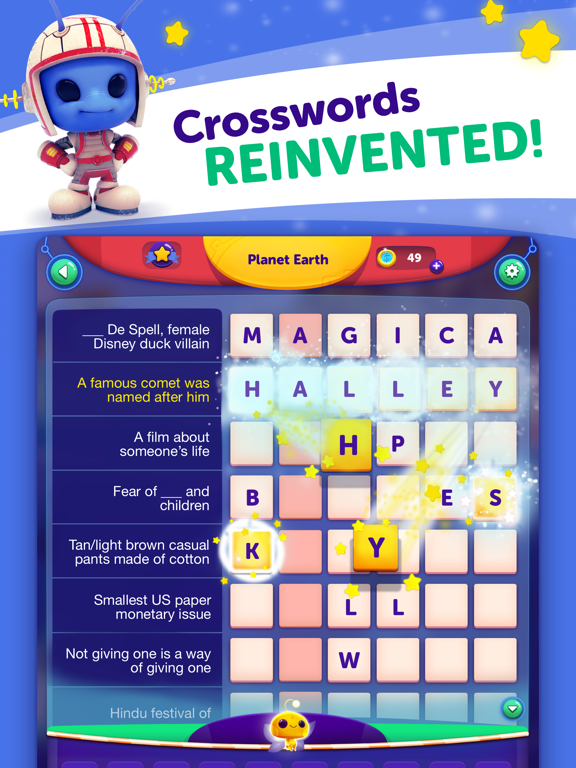 iPad Image of CodyCross: Crossword Puzzles