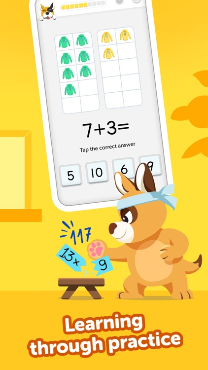 Math Learner: Learning Game