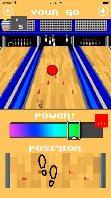 Pixel Bowling screenshot 4