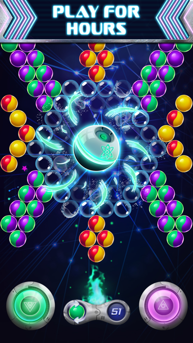 Bubble Heroes GalaxyScreenshot of 4