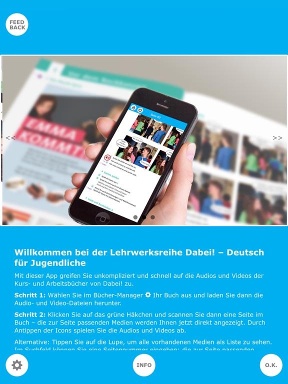 Dabei! Deutsch für Jugendliche screenshot 8