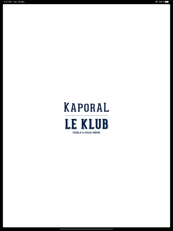 Screenshot #4 pour Le KLUB - KAPORAL