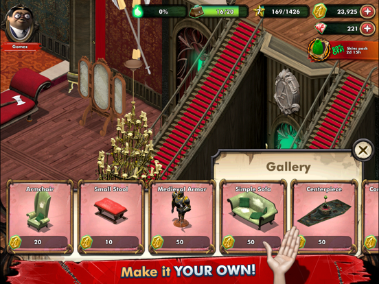Addams Family Mystery Mansion screenshot 10