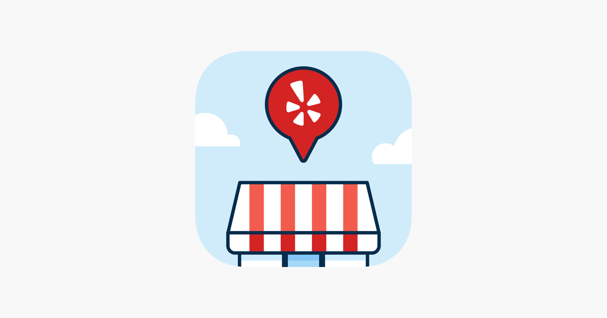 Yelp For Business Owners On The App Store - Find-us-on-google-maps-stickers
