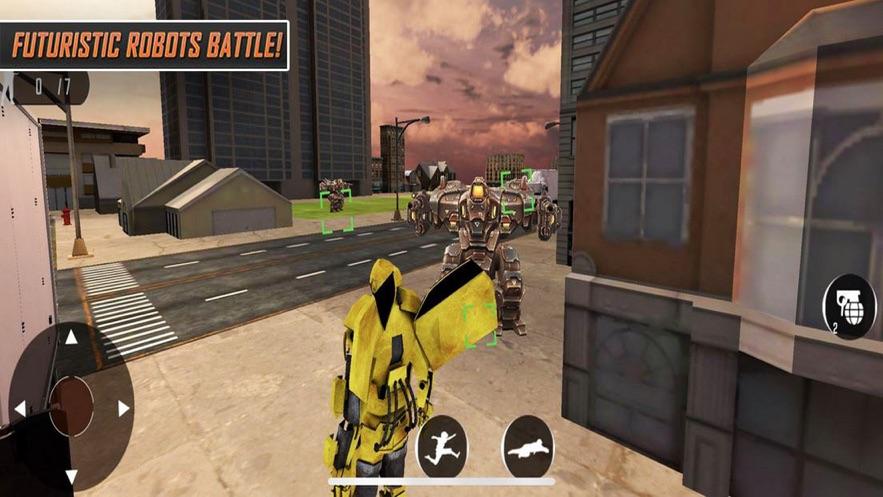 Robot War: Destroy Opponent】应用信息- iOS App基本信息 应用