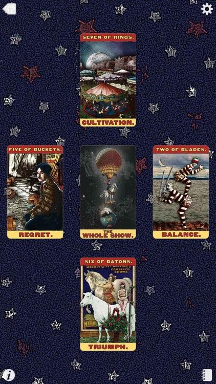 Tarot of the Zirkus Mägi screenshot-4