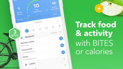 iTrackBites: Track your Diet - Revenue & Download estimates - Apple