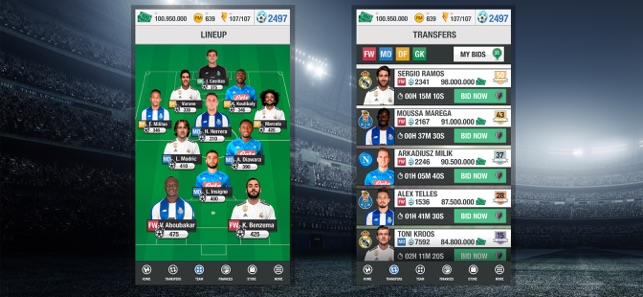 Fantasy Manager Football 2020 on the App Store