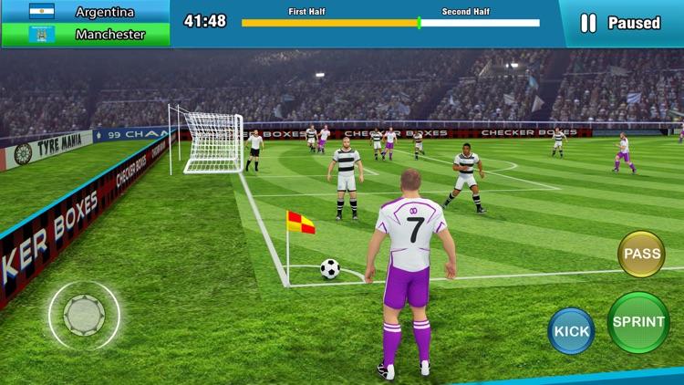Soccer League : Football Games screenshot-3