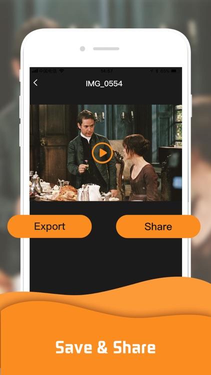 Video Eraser - Protect Privacy screenshot-3