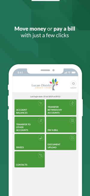 Login - Lucan Credit Union
