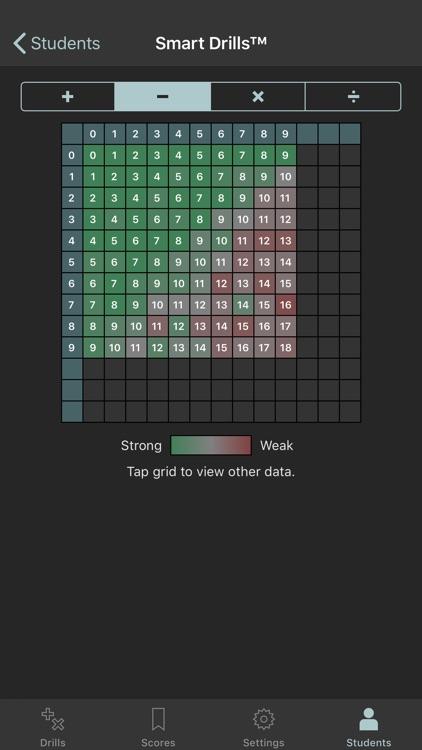 Math Drills screenshot-4