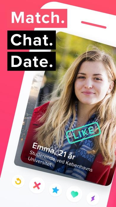 Screenshot for Tinder in Denmark App Store