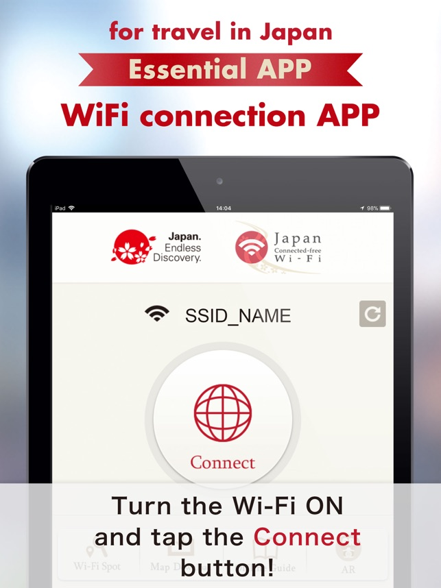 Japan Wi-Fi on the App Store