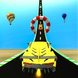 Impossible Mega Car Stunts 3D