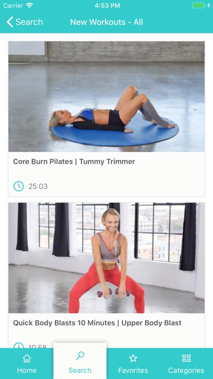 Pilates Barre On Demand screenshot-3