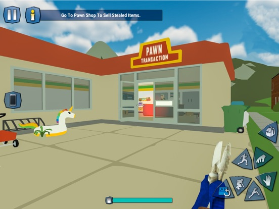 Thief Robbery Simulator-ipad-2