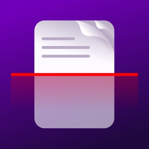 Scan Your Docs - Text Finder