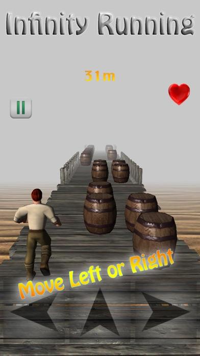 Screenshot #3 pour Infinity Running