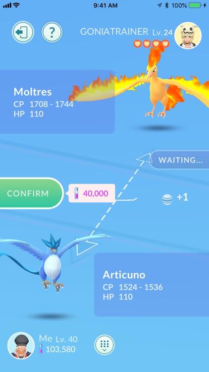 Pokémon GO screenshot-3