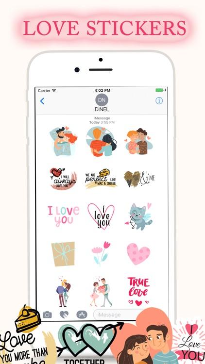 Valentine's Stickers !