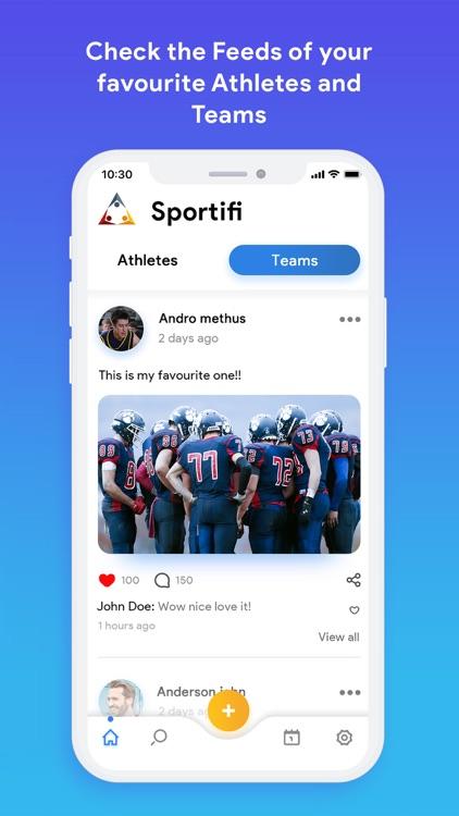 Sportifi screenshot-4