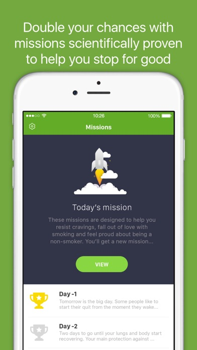 messages.download Smoke Free - Quit Smoking Now software