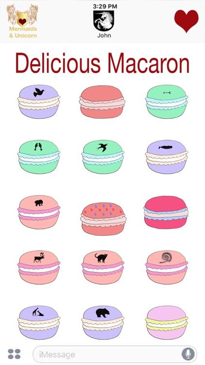 Delicious Macaron
