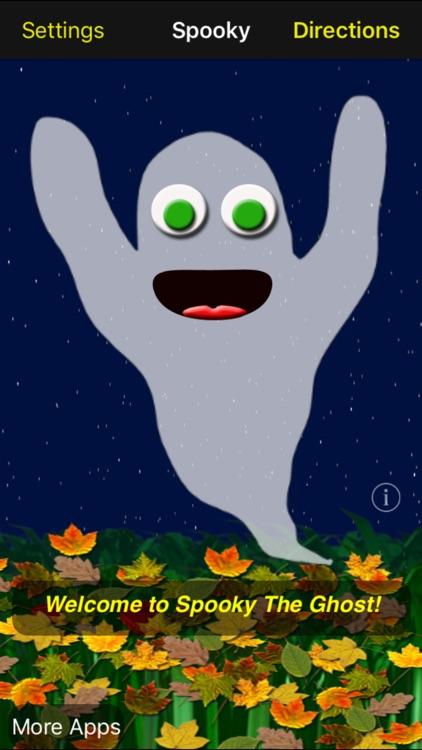 Spooky the Ghost screenshot-0