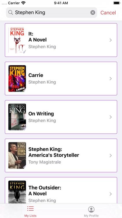 Must Read – The Book Tracker screenshot-4