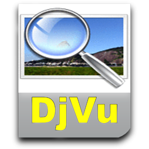 DjVu Viewer + DjVu to PDF