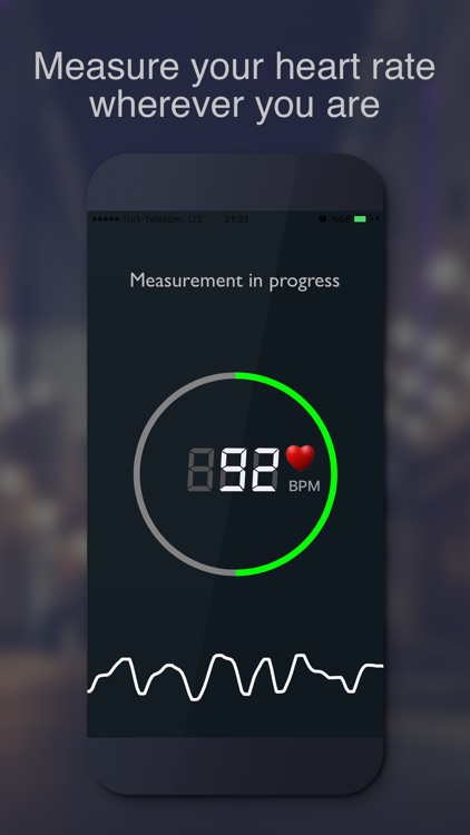 Heart Rate Monitor +