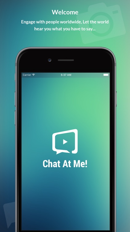 Chat At Me!