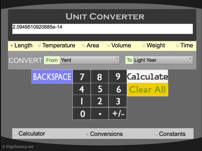 Scientific Calculator Pro++