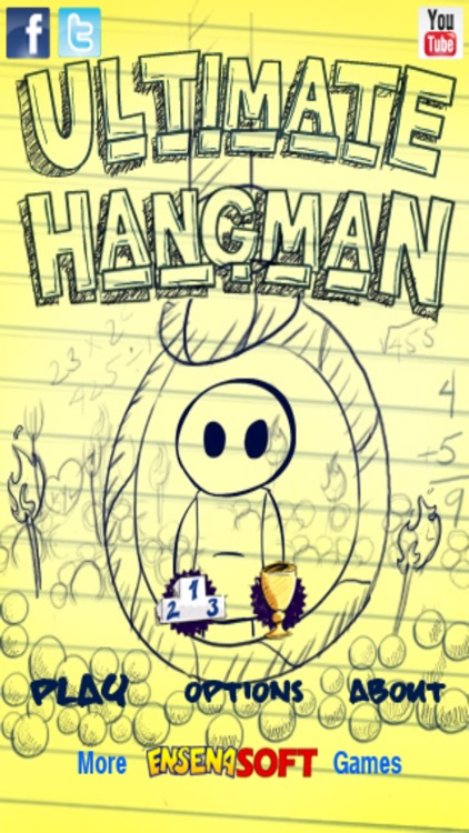 Ultimate Hangman Go