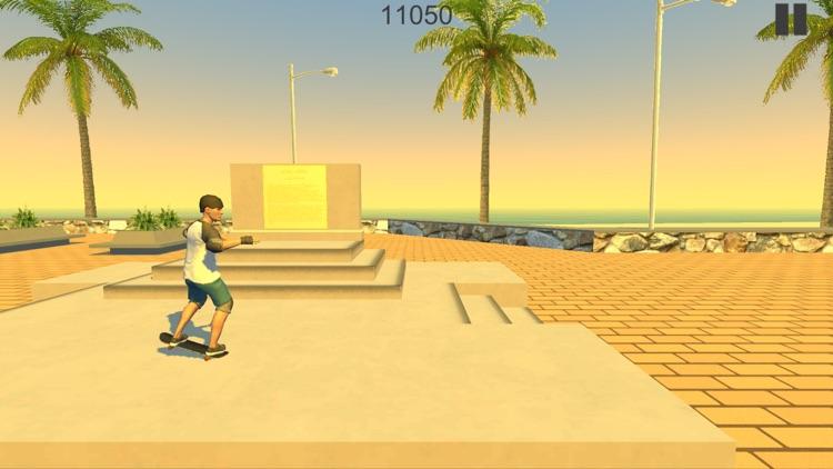 Street Lines: Skateboard screenshot-4