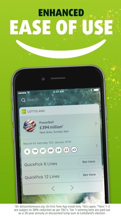 Lottoland: Lottery Betting App screenshot-7