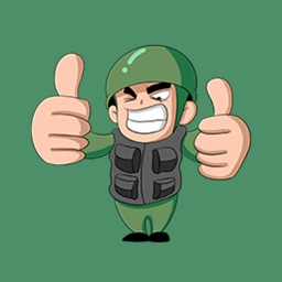 绿绿小士兵
