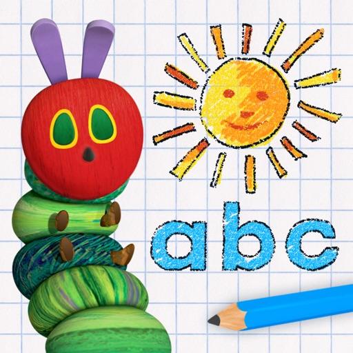 Hungry Caterpillar Play School app logo