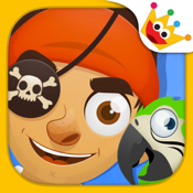 1000 Pirates - Dress Up and Stickers for Kids icon