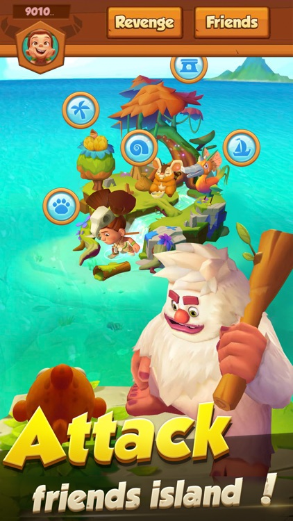 Island King-Summer Fairy screenshot-3