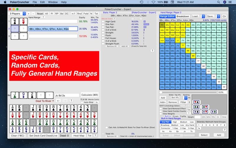 PokerCruncher - Exper... screenshot1