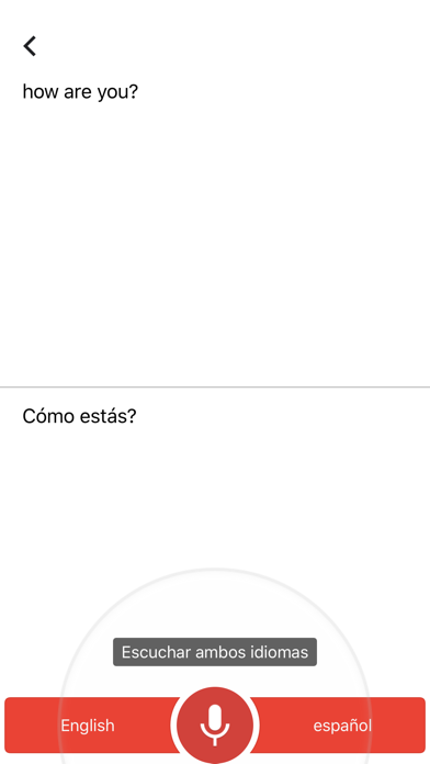 Screenshot for Google Traductor in Chile App Store