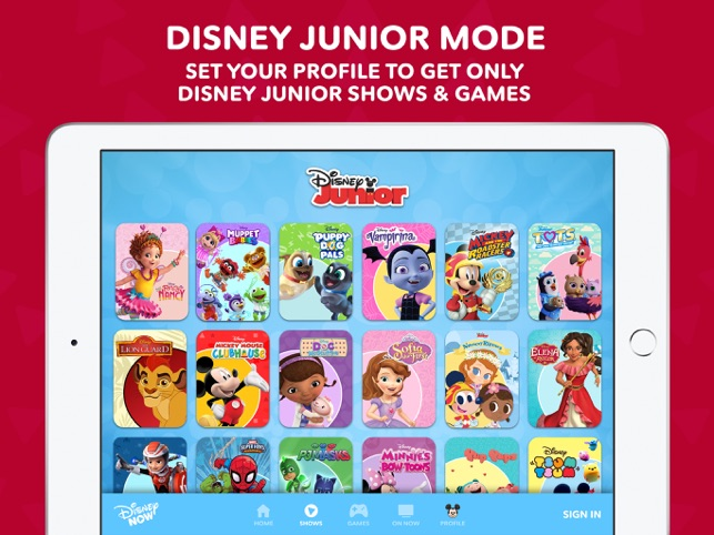 Disneynow Episodes Live Tv On The App Store