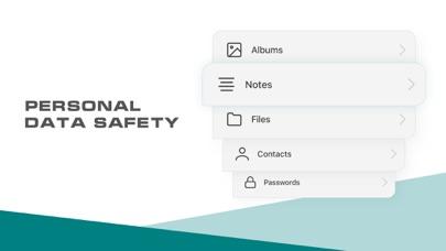 CybRo - security service app Screenshot