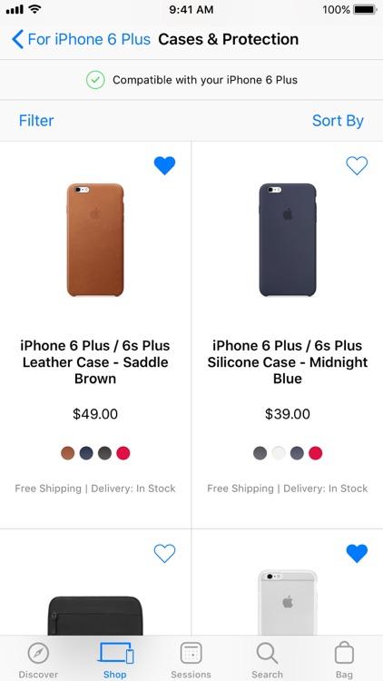 Apple Store screenshot-3