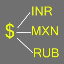 Currency Exchange Rates Basic