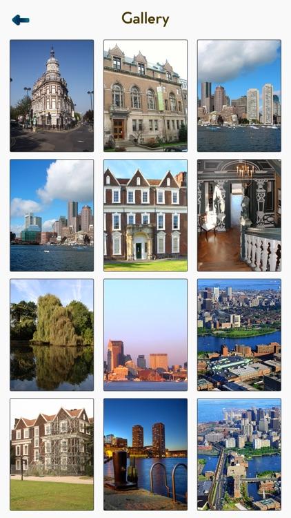 Boston City Guide screenshot-4