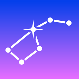 Ícone do app Star Walk - Guia de astronomia